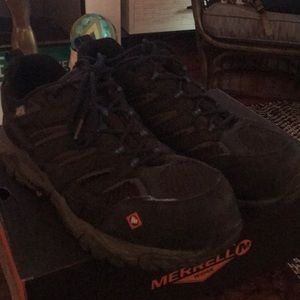 Merrell Moab 2 Composite Toe (Waterproof) Size 9.5